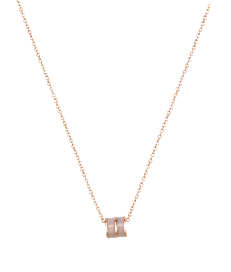 Minimal Millennial Necklace by FASHKA