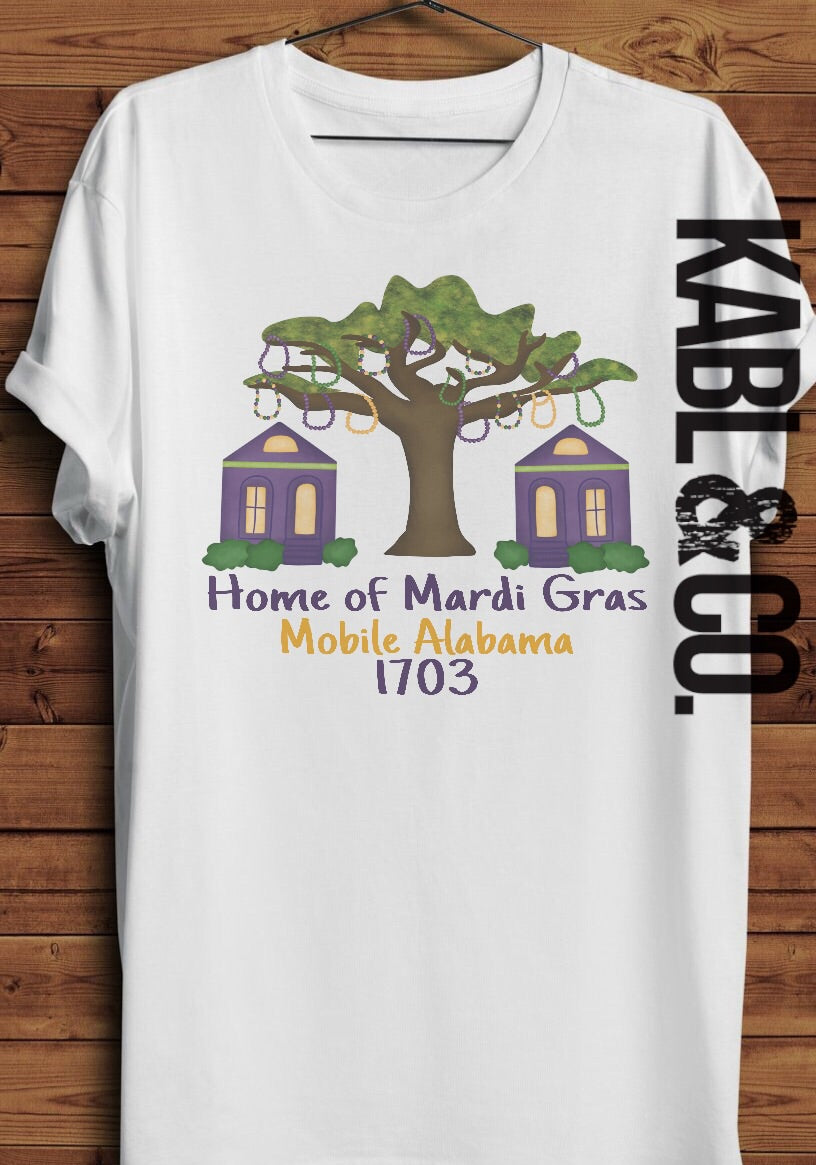 HOME OF MARDI GRAS