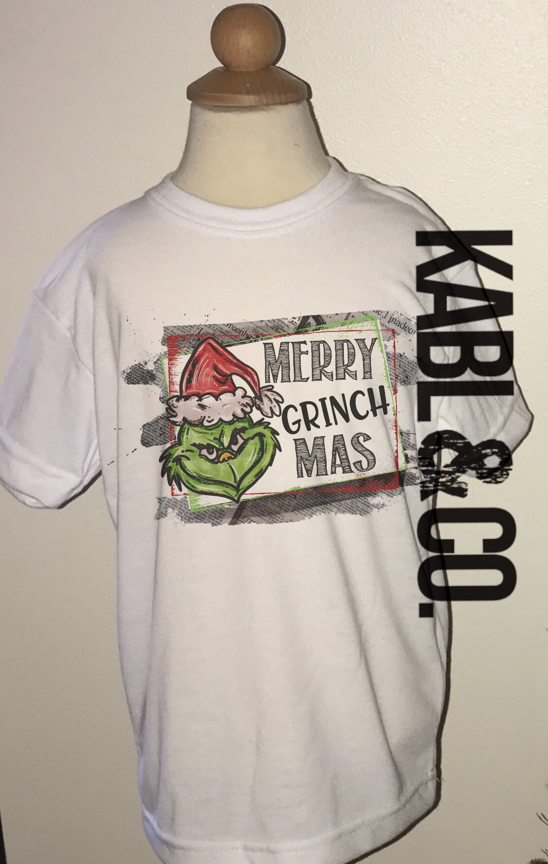 MERRY GRINCH MAS (Child) - Christmas