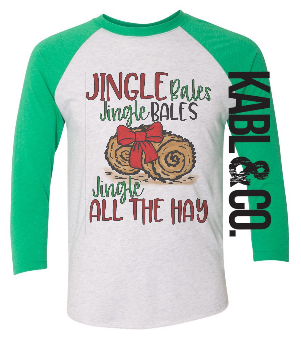 JINGLE BALES - Christmas