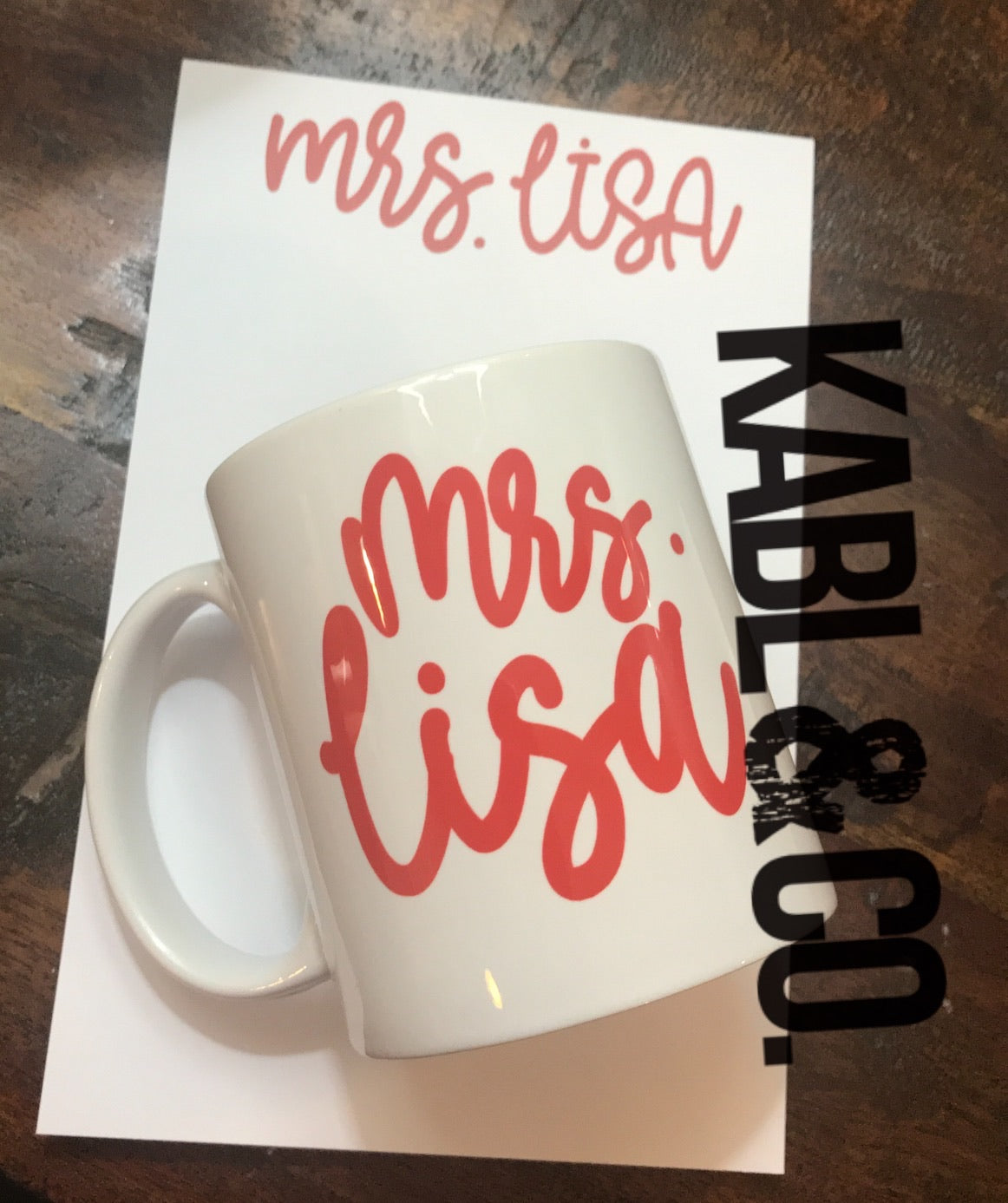 Mug & Notes Bundle