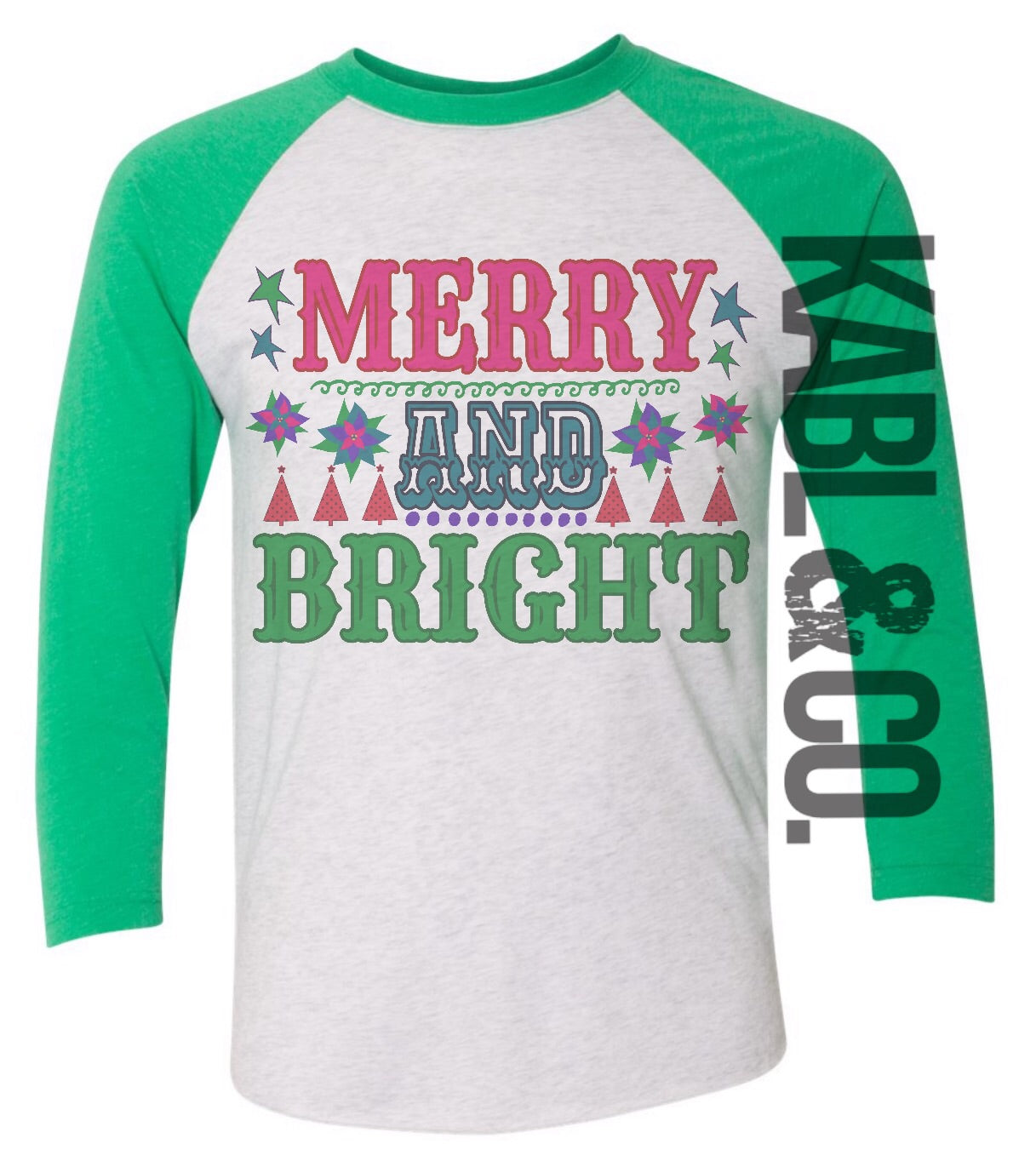MERRY AND BRIGHT - Christmas