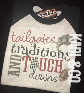 Football - ALABAMA TAILGATE