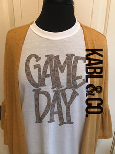 Game Day - Football