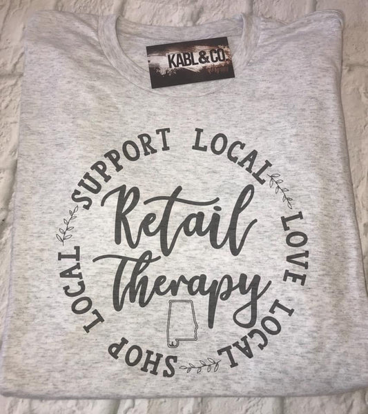 Shop Local - Retail Therapy