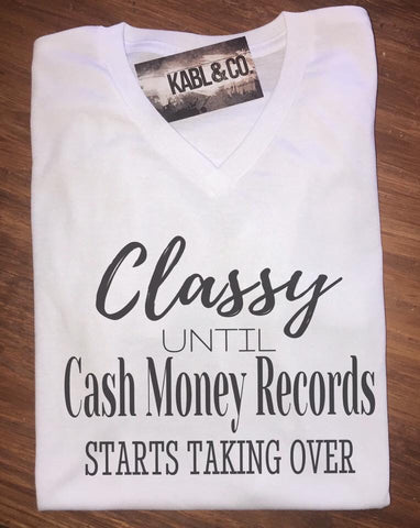 CLASSY CASH MONEY RECORDS