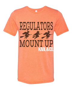 Regulators Mount Up - Fall