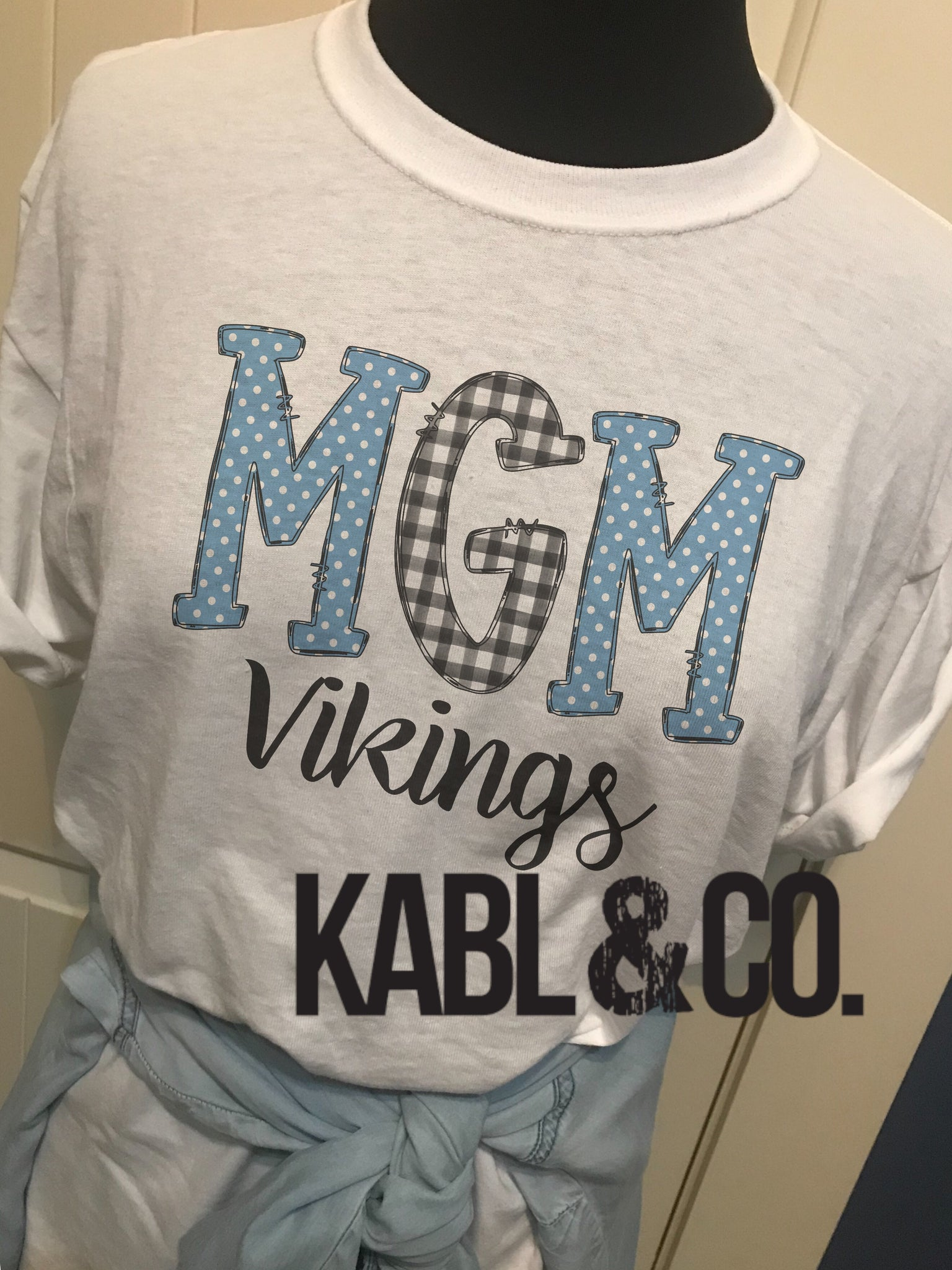 MGM Vikings 1 (white crew)