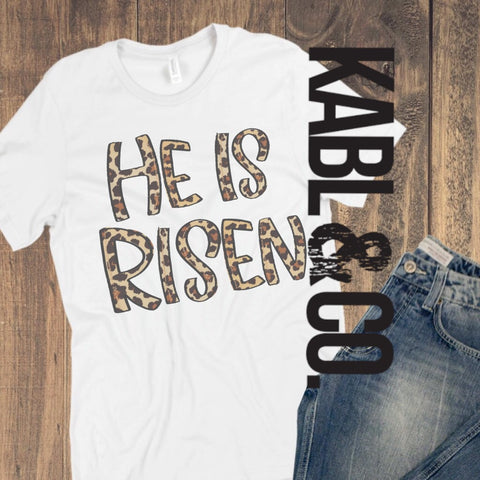 HE IS RISEN - Easter
