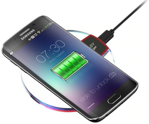WIRELESS CHARGER WIRELESS CHARGING MAT FOR IPHONE SAMSUNG HUAWEI XAIOMI