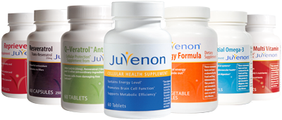 Juvenon Products