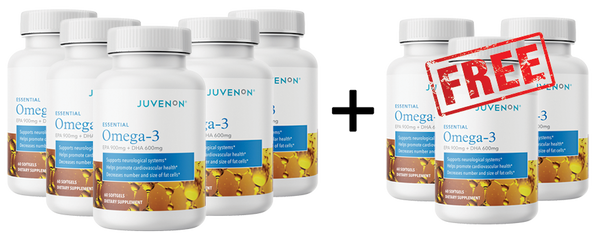 Essential Omega-3 Supplement