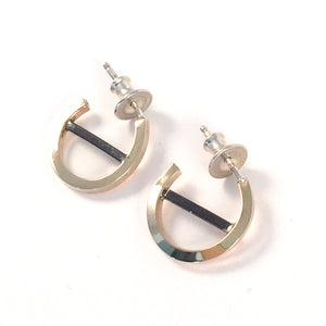 Two-Tone Hoops