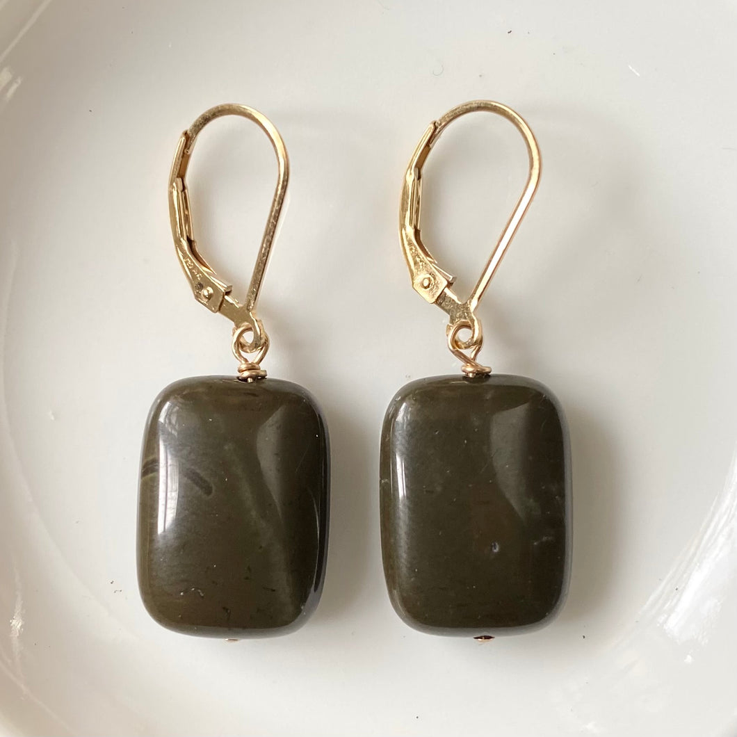 Grayish-Brown Jasper