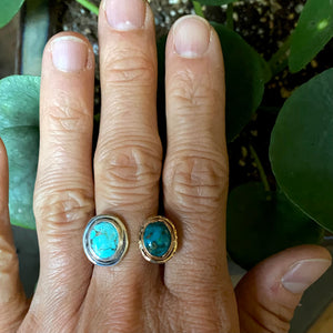Turquoise and Chrysocolla