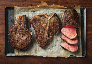 Texas Grass Fed Beef For The Grill | 410 Farms Green Acres Grassfed Beef
