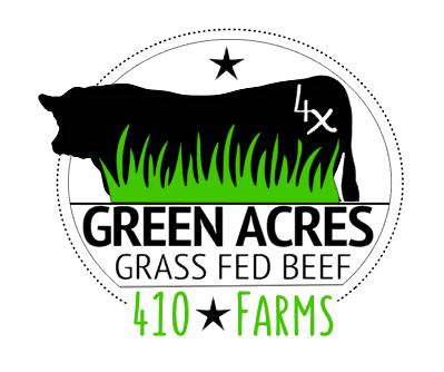 Green Acres Grass Fed Beef | 410 Farms