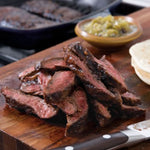 Texas Certified Grass Fed Beef Fajita Meat | 1 lb ave
