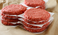 Texas Certified Grass Fed Beef Hamburger Patties | 410 Farms Green Acres Grass Fed Beef