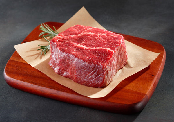 Texas Certified Grass Fed Beef Sirloin Steak | 410 Farms Green Acres Grassfed Beef