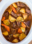 Texas Certified Grass Fed Beef Stew Meat | 410 Farms Green Acres Grassfed Beef