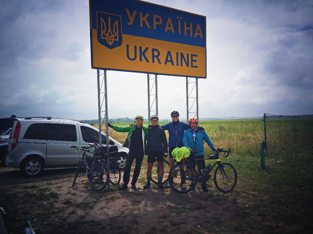 Cycling in Ukraine