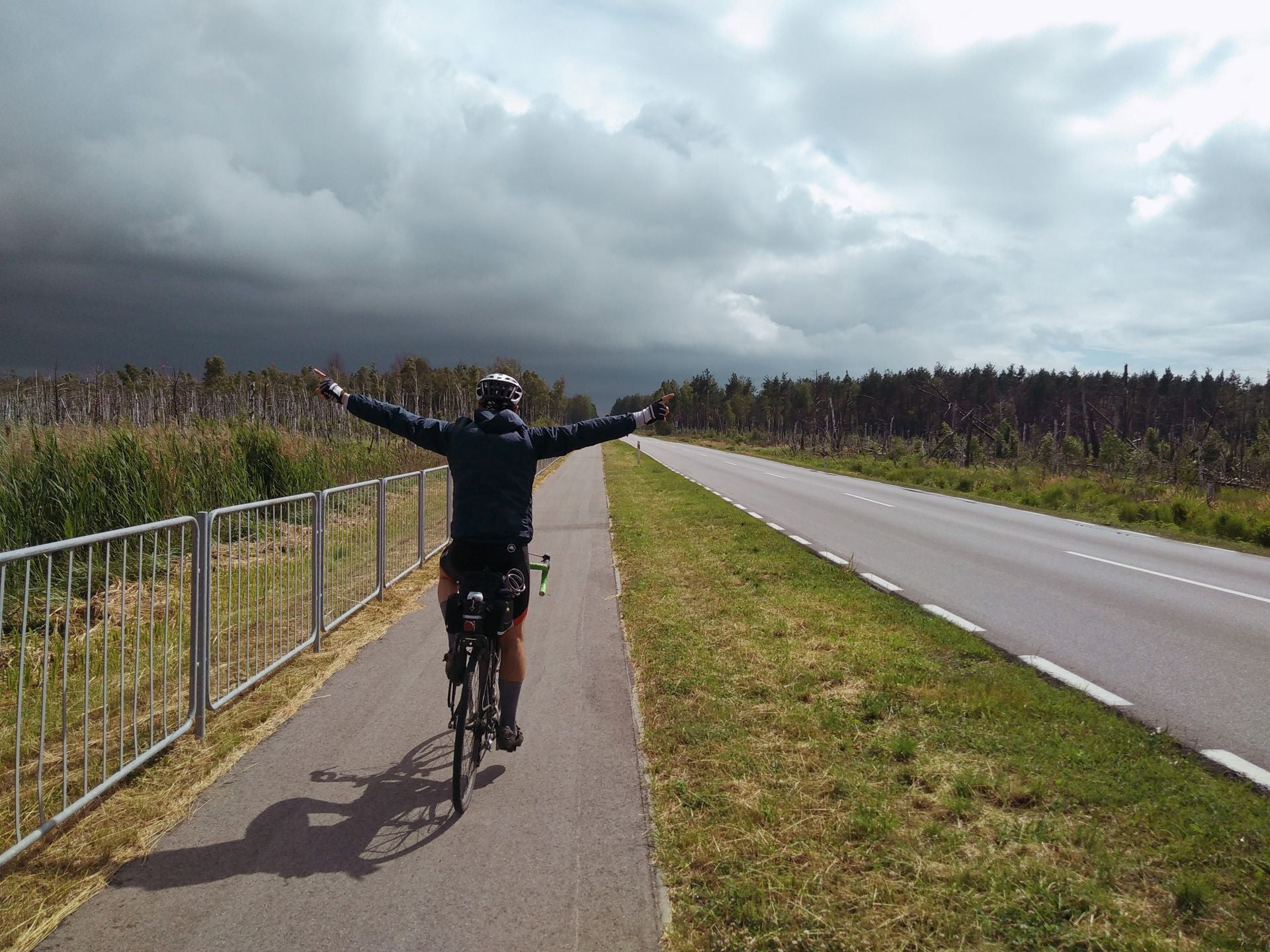 Cycling in Poland