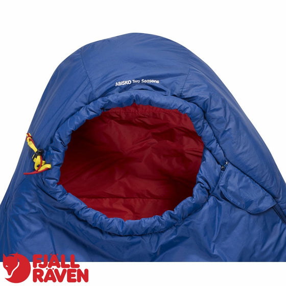 Fjallraven Abisko Two Seasons Long 195 | Sleeping bag - fullnorth.com