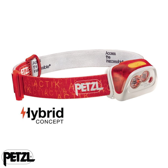 Petzl Actik® Core | Headlamps - fullnorth.com