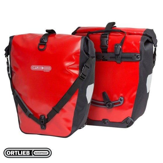 Ortlieb Bicycle bags Back Roller Classic | Bicycle bags - fullnorth.com