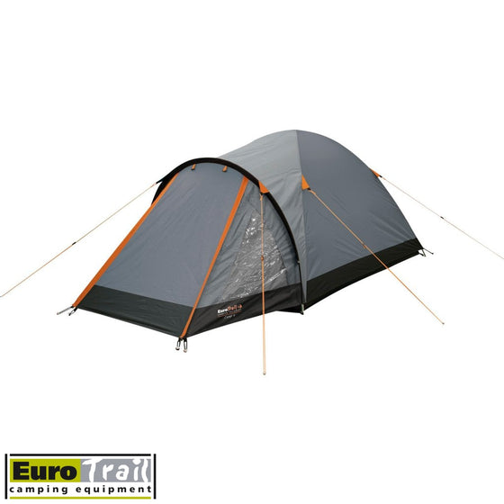 Eurotrail Camp 3 Poly | Tents - fullnorth.com