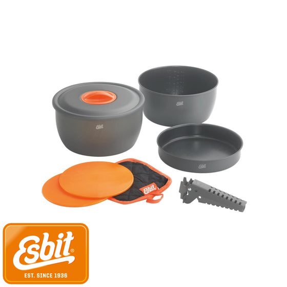 Esbit Cookset CW2500NS | Tableware - fullnorth.com