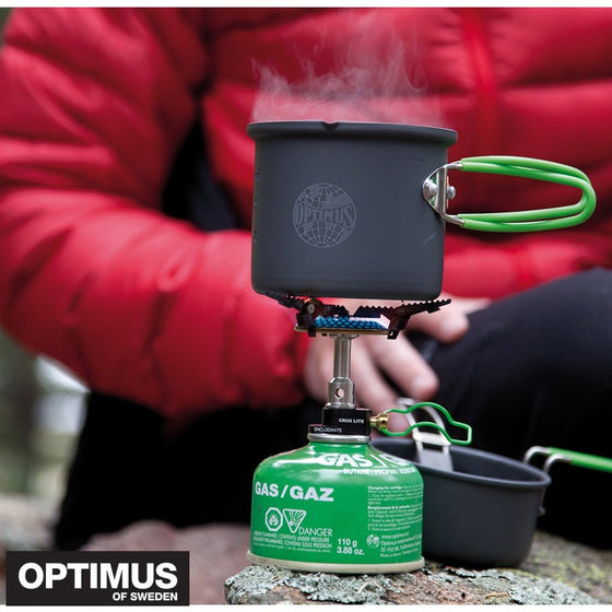 Optimus Crux Lite Piezo | Stoves - fullnorth.com