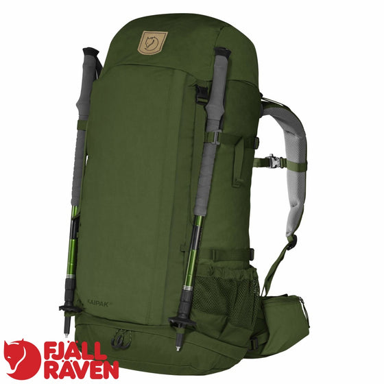 Fjallraven Kaipak 58 | Backpacks - fullnorth.com