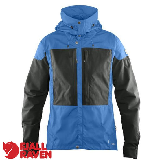 Fjallraven Keb Jacket Blue | Jackets - fullnorth.com