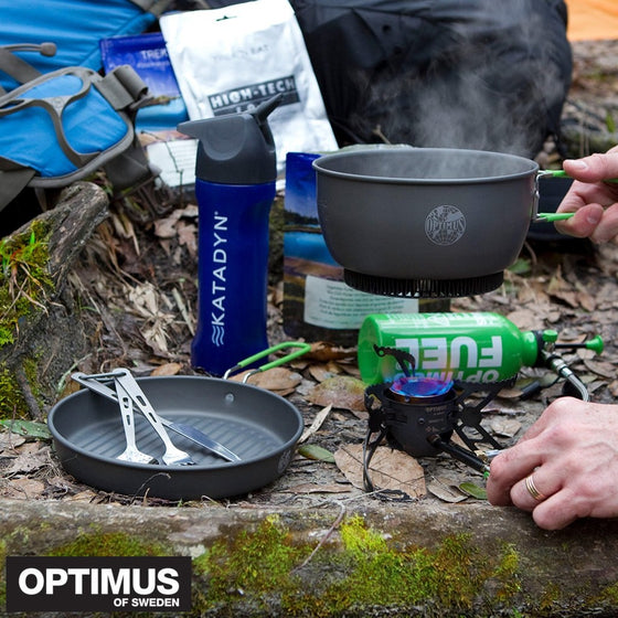 Optimus Nova | Stoves - fullnorth.com