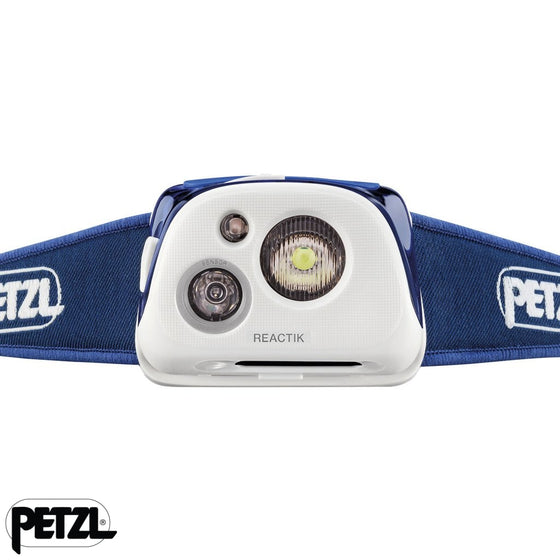 Petzl Reactik® | Headlamps - fullnorth.com