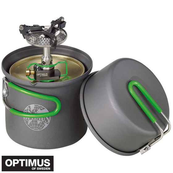 Optimus Set Crux Lite/Terra Solo Cookset Non Stick | Stoves - fullnorth.com