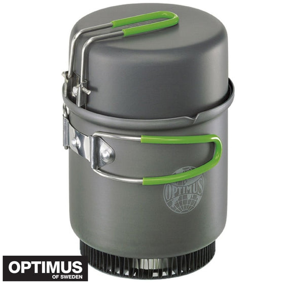 Optimus Set Elektra FE Non-Stick (Crux Lite+Terra Weekend) | Stoves - fullnorth.com