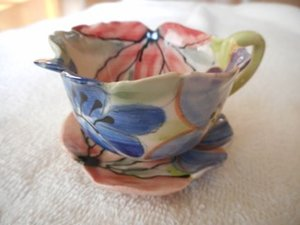 CANADIAN POTTERY SERIES - SUSAN CARD