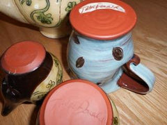 Terrie MacDonald - Canadian Studio Pottery