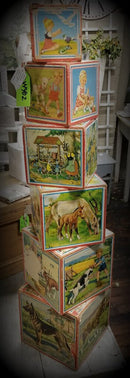 German Nesting Boxes