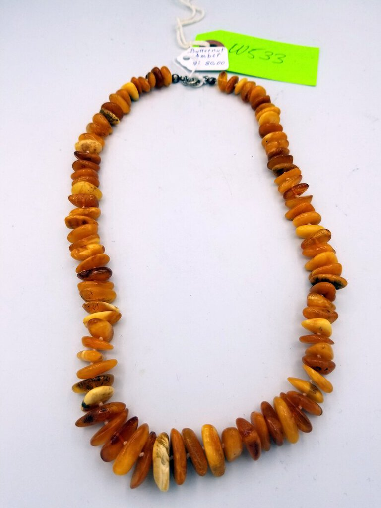 Amber Necklace (ICP)