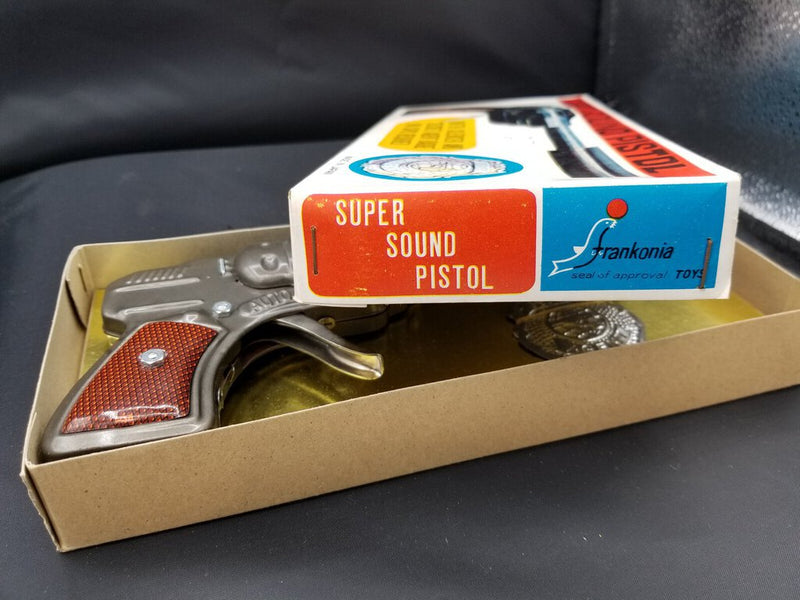 Super Sound Toy Pistol (JL)
