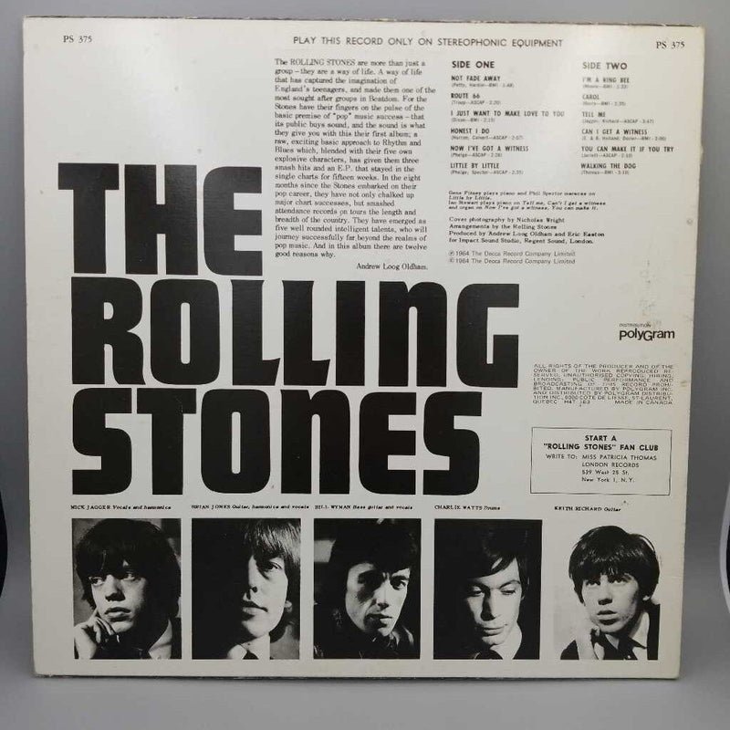 The Rolling Stones (KJF) 2847