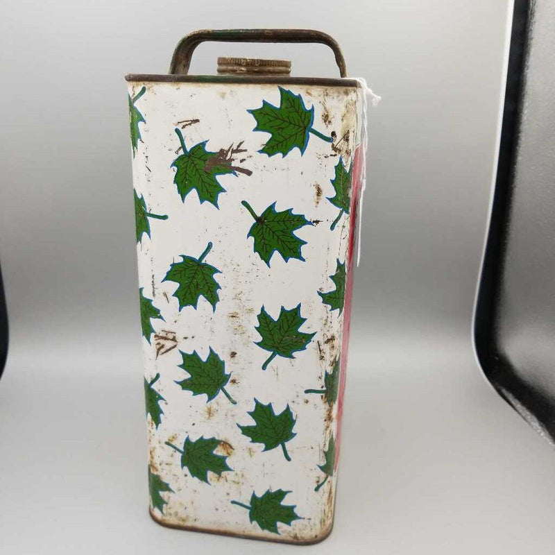 Pure Maple Syrup Tin (JEF)