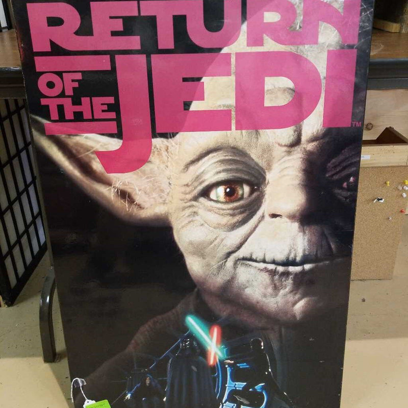 Return of the Jedi Poster (BS)