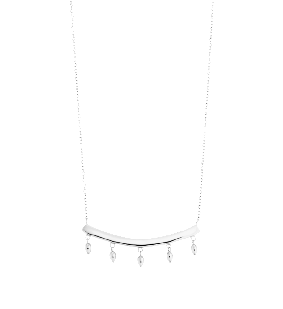 Buy Bar Droplet Necklace Large from KIRSTIN ASH at paya boutique