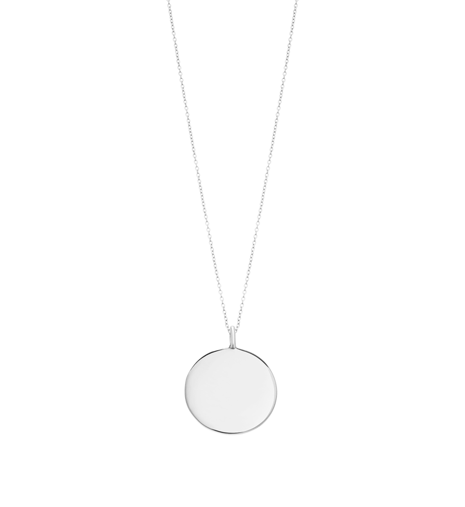 Buy Engravable Disc Necklace from KIRSTIN ASH at paya boutique