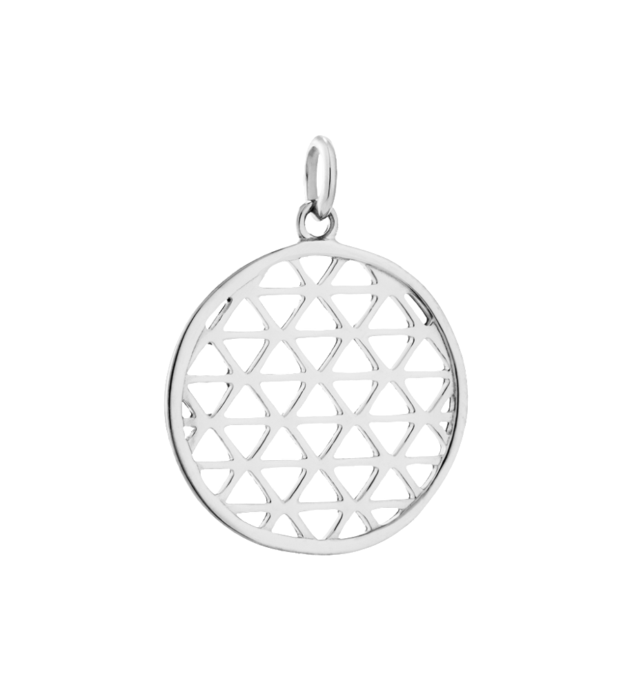 KIRSTIN ASH - Filigree Circle Charm online at PAYA boutique